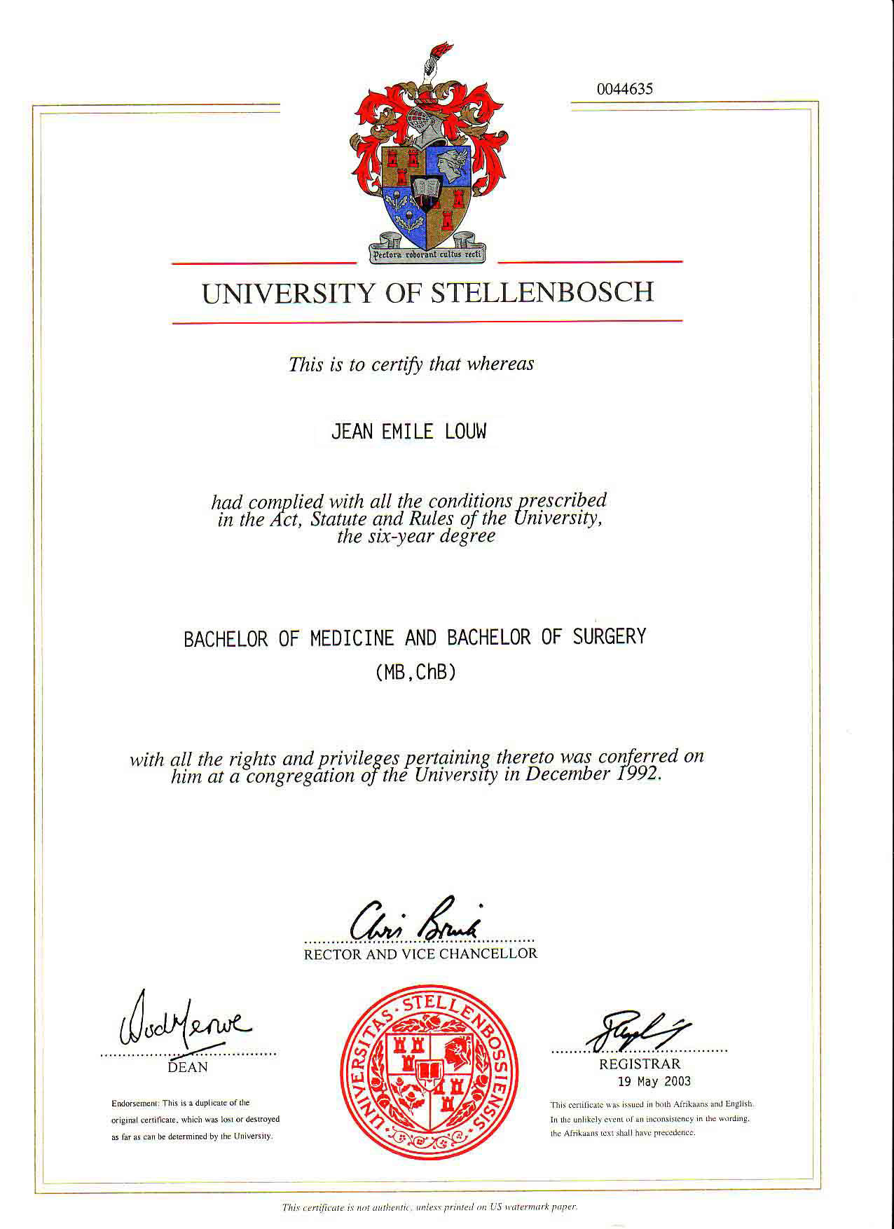 Medical Degree Certificate Funfndroid